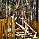 Eingang zum Labyrinth