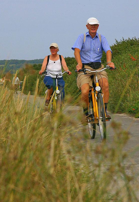 Radtouren auf Rügen